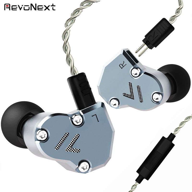 QT2S Triple Drivers In-Ear Headphone