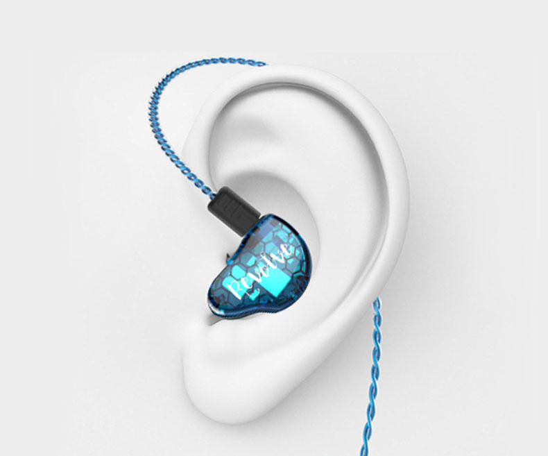 Wholesale drivers top ten in ear headphones RevoNext Brand
