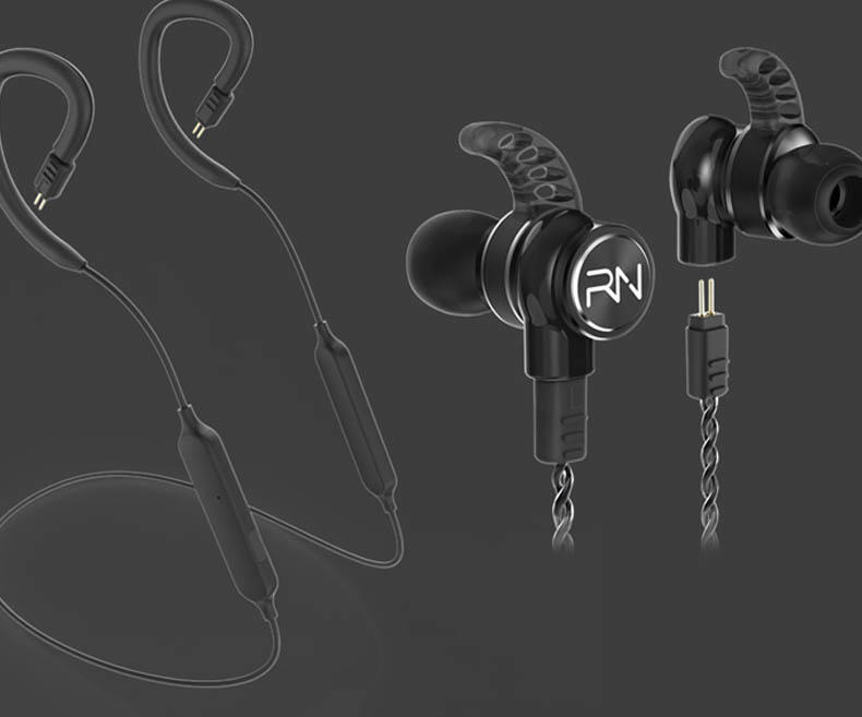 RevoNext comfortable wear good quality earbuds factory price for school
