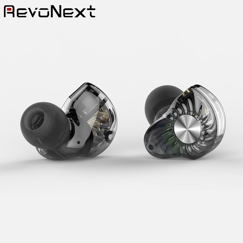 RevoNext stable good in ear earphones with good price for gym centre-3