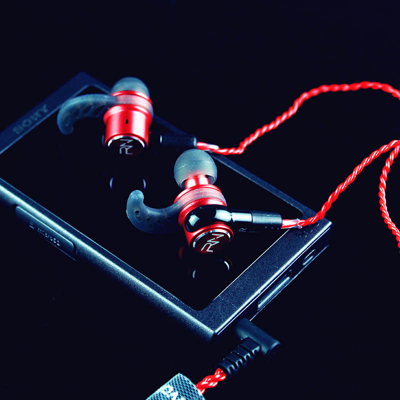 RX6 Dual Drivers In-Ear Earphones-16