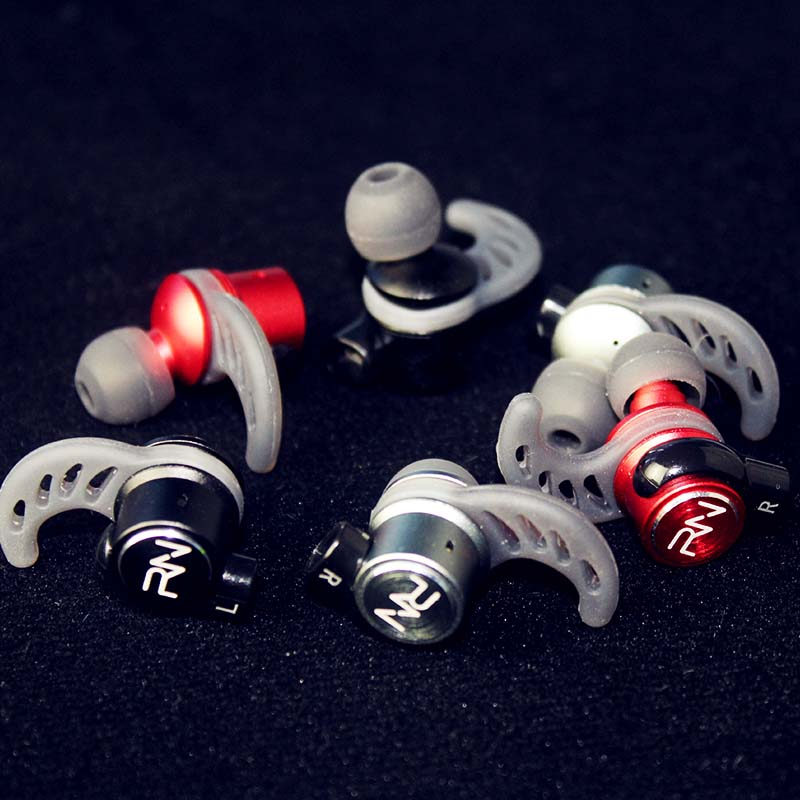 comfortable wear quad driver earphones qt3s earbuds for music-17