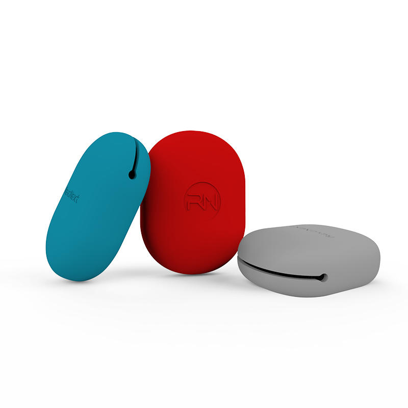 Silicone Earbud Carrying Case