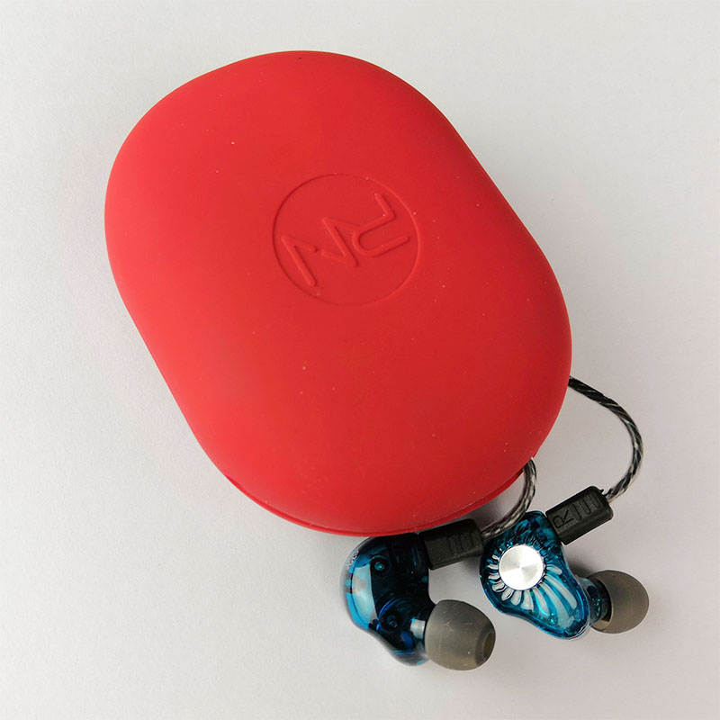 RevoNext earbud headphone pouch best supplier for headphone-13