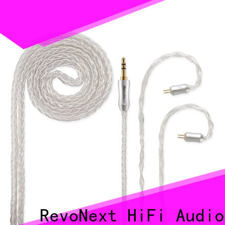 RevoNext stable best earphone cable inquire now for headphone