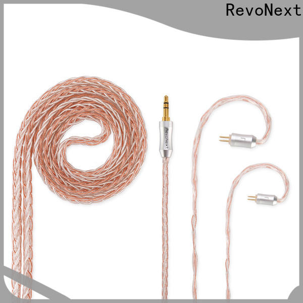 RevoNext bluetooth headphones cable manufacturer for stereo sound