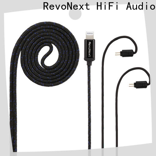 RevoNext high quality stereo headphone cable bulk buy for earphone