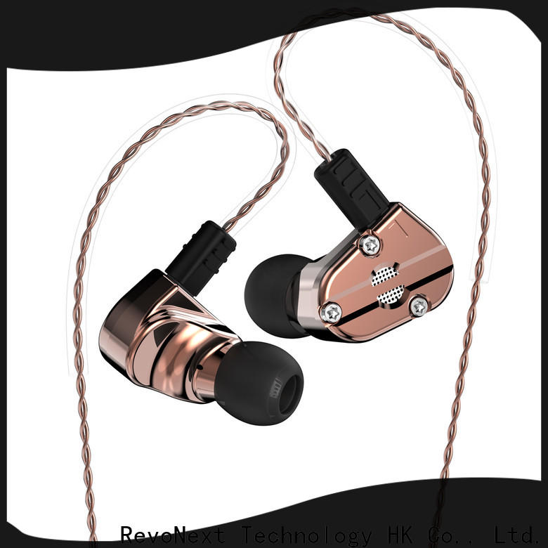 RevoNext rx8 best sounding earbuds supply for school