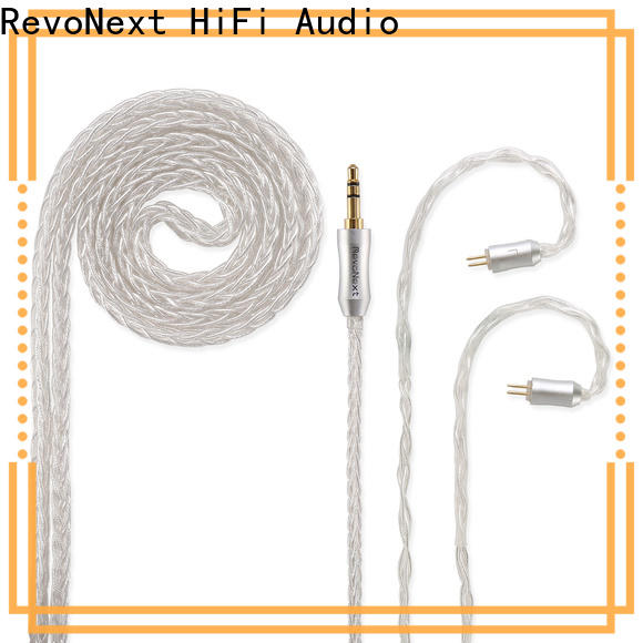 factory price earbud cable revonext factory for stereo sound