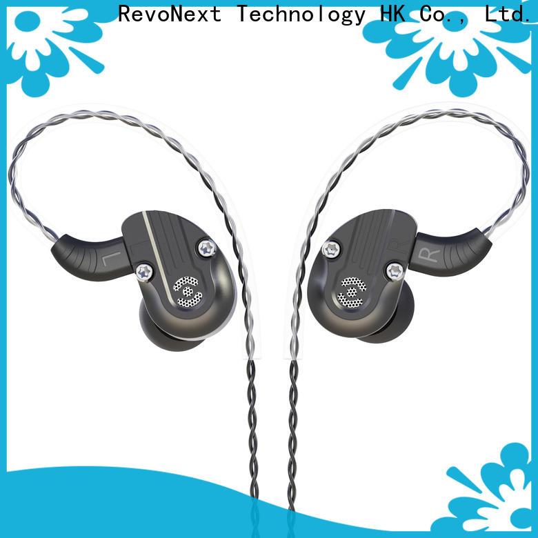 RevoNext latest best dual driver earphones series for music