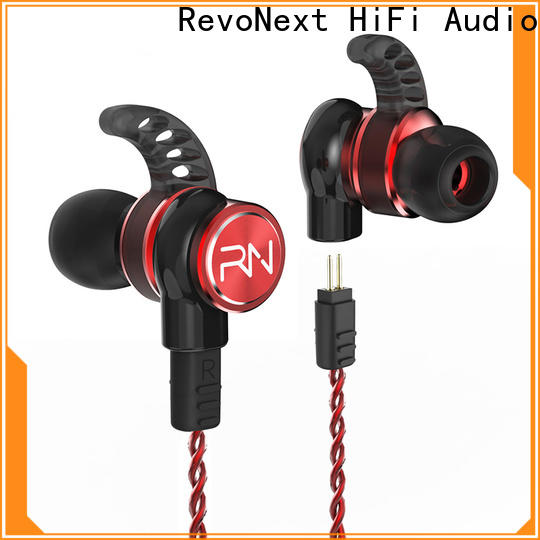 RevoNext top selling best hifi in ear headphones from China for home
