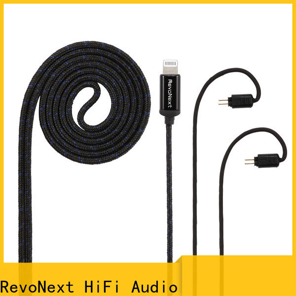 popular best earphone cable from China for stereo sound