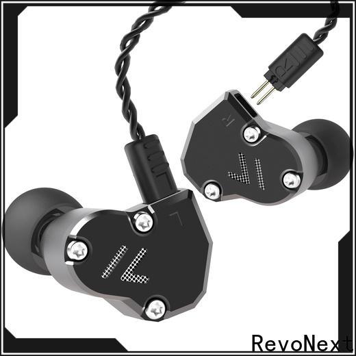 RevoNext qt2s best hifi in ear headphones supplier for music