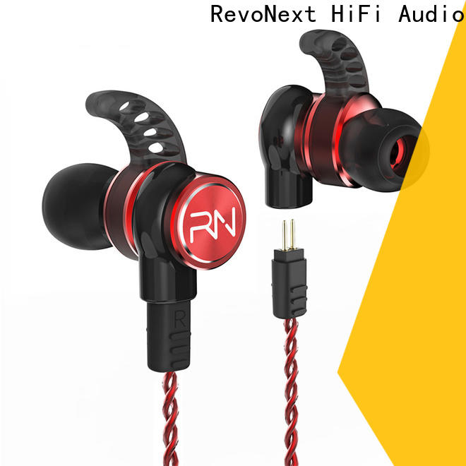 RevoNext low-cost stereo headphones best supplier for firness room