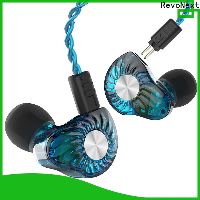 RevoNext triple high end in ear headphones with good price for sport