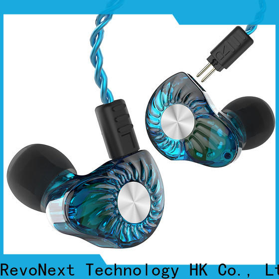 RevoNext durable best quad driver earphones supply for sport
