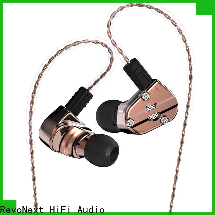 RevoNext best valued best sound quality in ear headphones manufacturer for relaxing