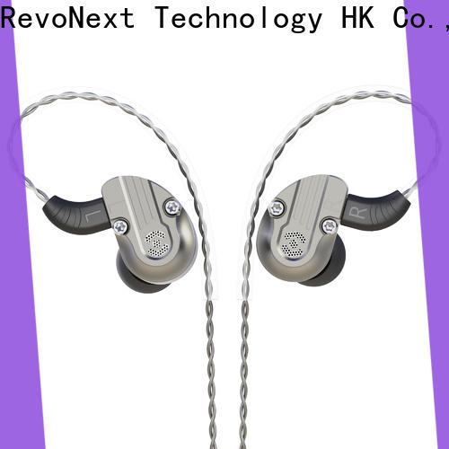 RevoNext best dual driver headphones directly sale for jogging