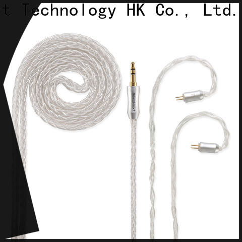 RevoNext earbud stereo headphone cable best manufacturer for hifi