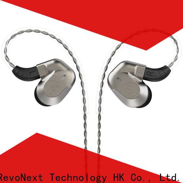 RevoNext customized dual driver in ear headphones series for sale