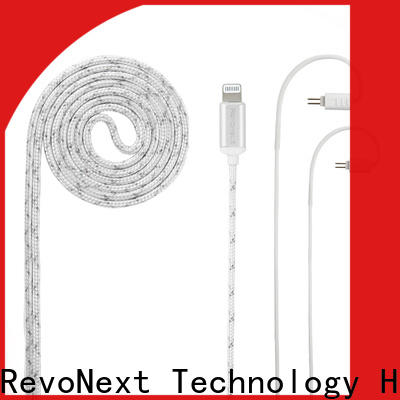 RevoNext low-cost high quality headphone cable best manufacturer for hifi