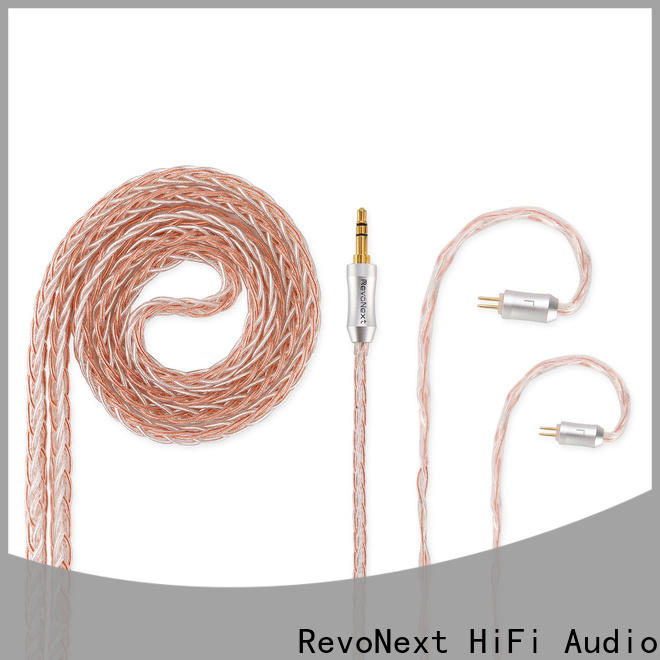 RevoNext cheap in ear headphones with strong cable inquire now for promotion
