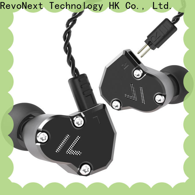 RevoNext qt3s hifi earphones from China for promotion