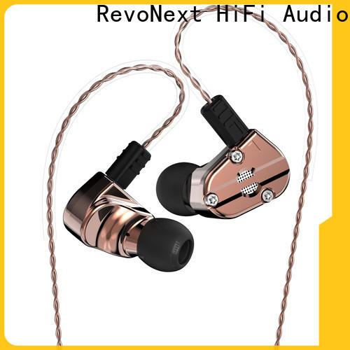 RevoNext durable hifi earphones company for sale
