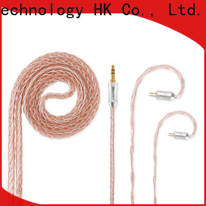best price stereo headphone cable best supplier for promotion