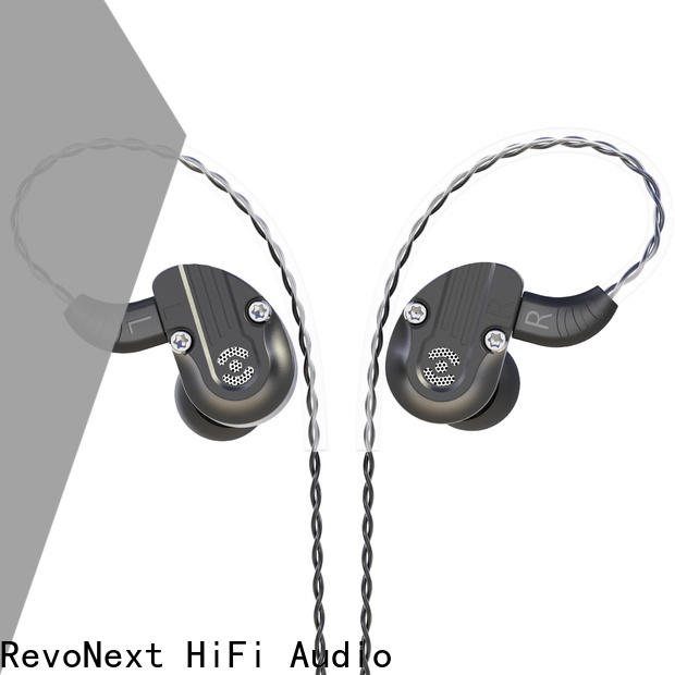 RevoNext high quality detachable cable headphones directly sale for office