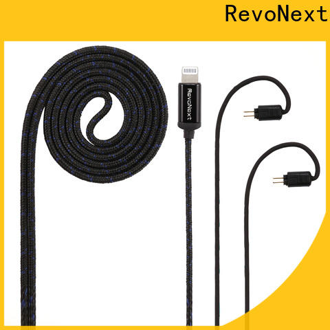 top quality best headphone cable manufacturer for hifi