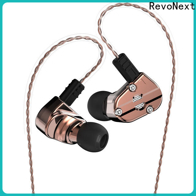RevoNext triple good quality earbuds factory bulk production