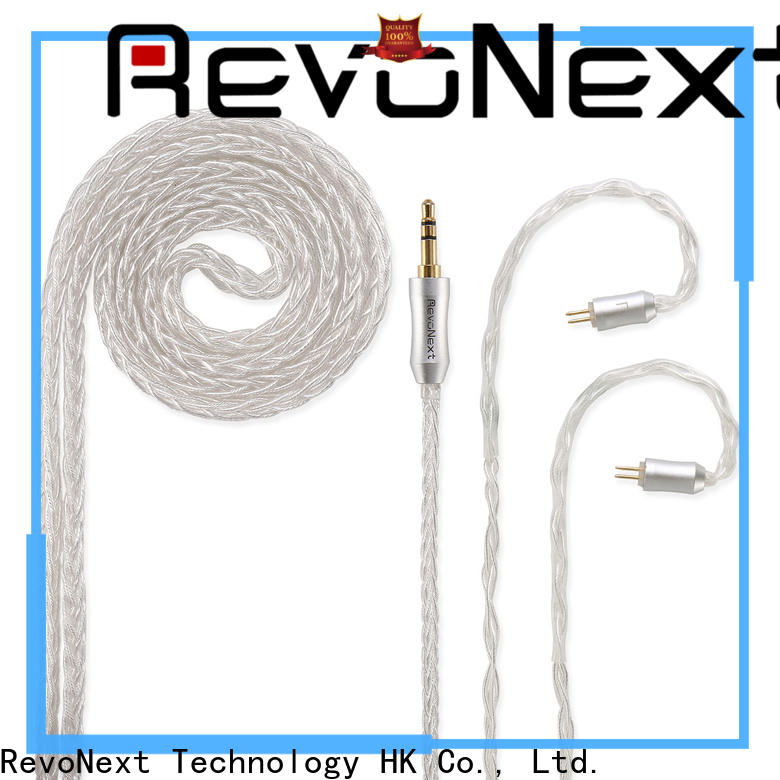 RevoNext revonext best headphone cable suppliers for earbuds