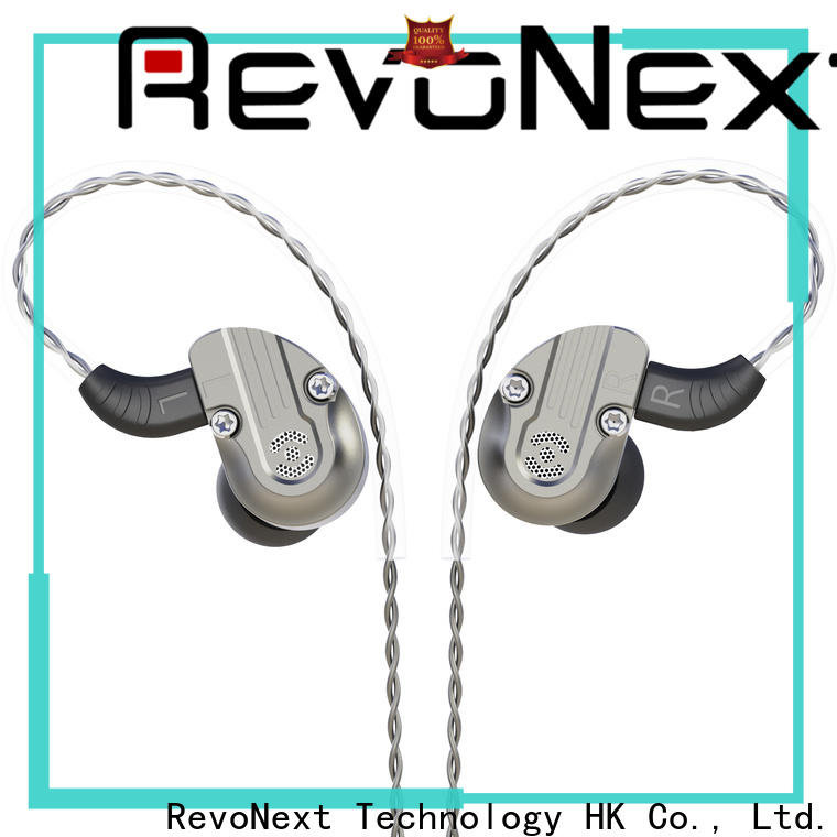 RevoNext dual driver headphones in ear from China for school