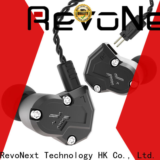 popular quad driver in ear headphones rx6 wholesale for firness room
