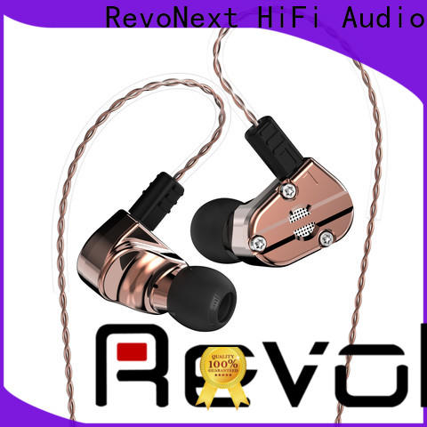 professional good in ear headphones triple company for promotion