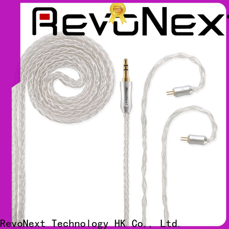RevoNext best value in ear headphones removable cable manufacturer bulk buy