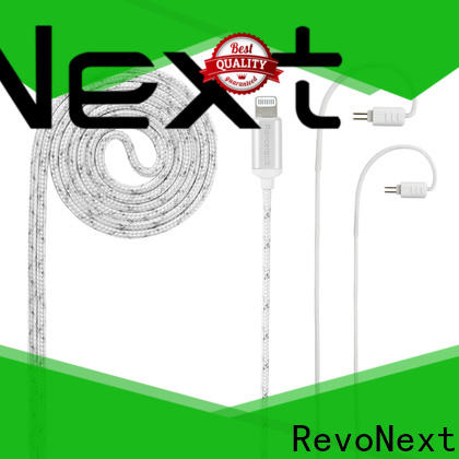 RevoNext stereo headphone cable factory for audio