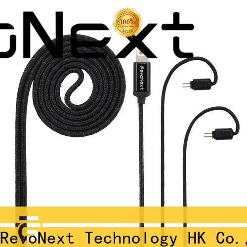 RevoNext top selling bluetooth headphones cable from China for earphone