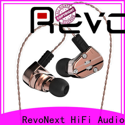 RevoNext qt5 best high end earbuds directly sale for relaxing