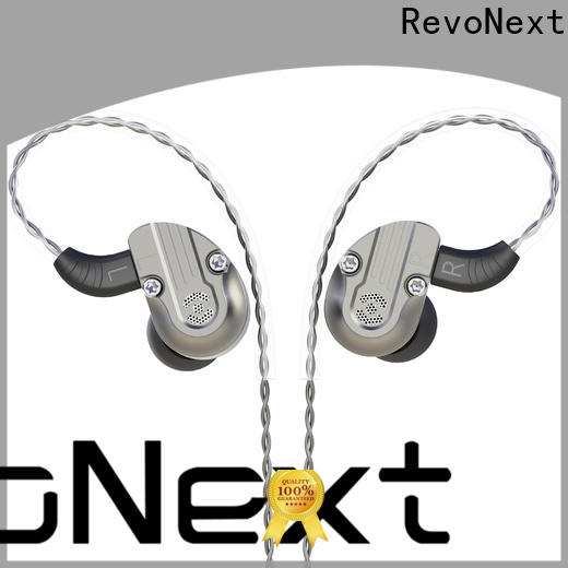 RevoNext hot-sale best quad driver earbuds with good price for firness room