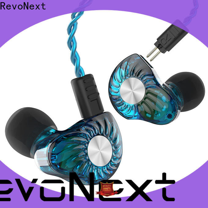 RevoNext triple best sounding in ear headphones from China for sale