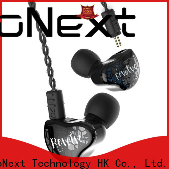 RevoNext quad best quality earphones with good price for home