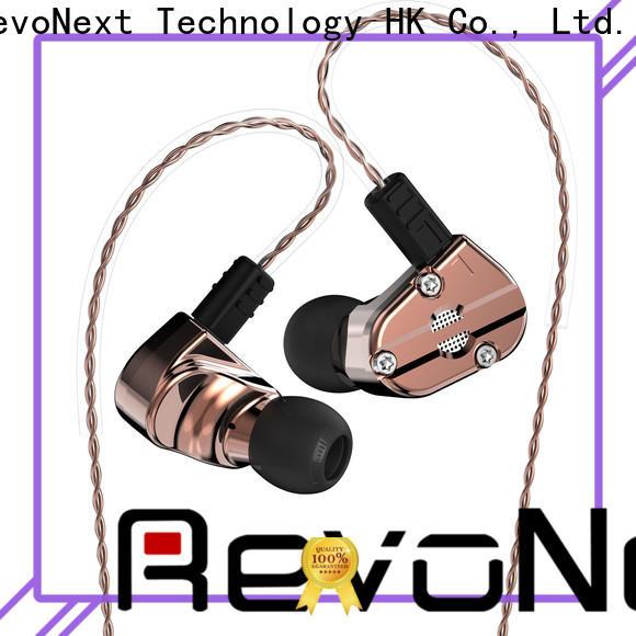 RevoNext rx8s best sounding earphones supplier for promotion