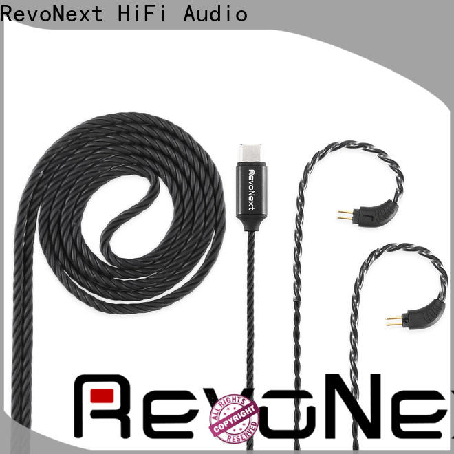 RevoNext case 2 pin bluetooth cable from China for hifi