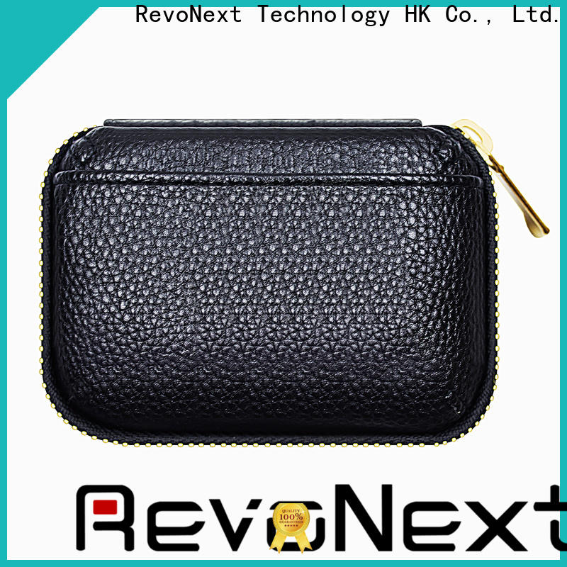 RevoNext popular headphone carrying case factory for promotion