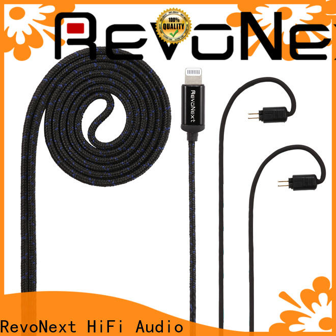 RevoNext headphone cable with microphone supply for sale