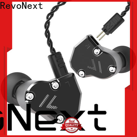 RevoNext drivers detachable cable headphones directly sale for firness room