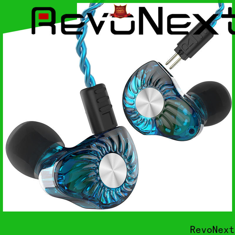 RevoNext qt3s high end in ear headphones company for home