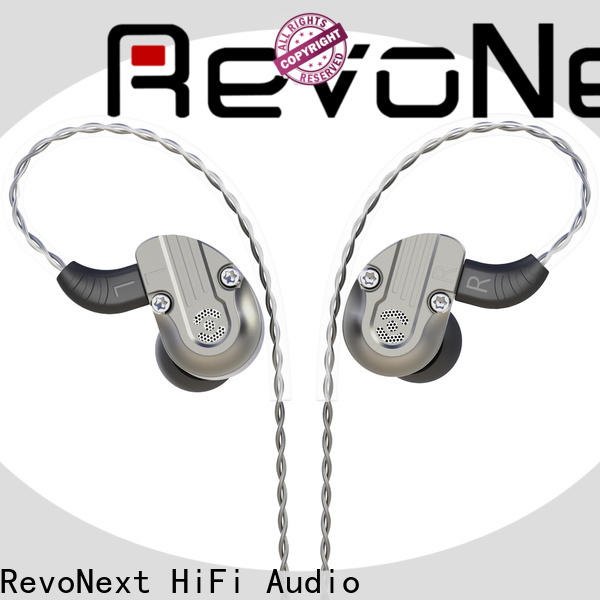 RevoNext most robust in ear headphones factory direct supply bulk buy